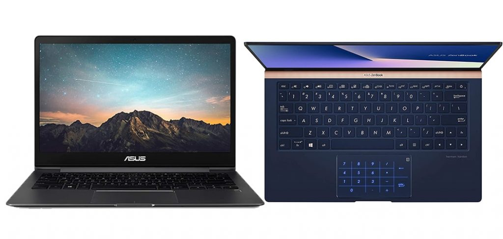 Asus zenbook best laptop for computer science students