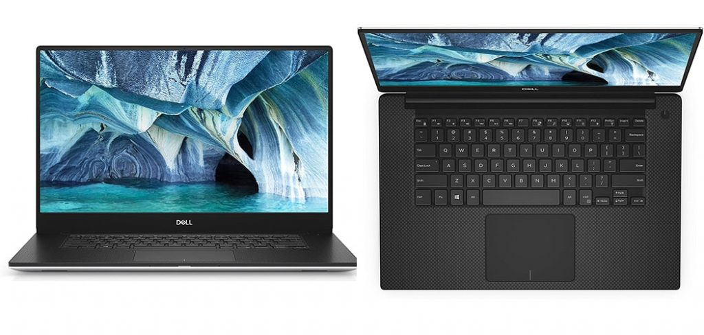 Dell XPS 15 best budget laptop for photoshop
