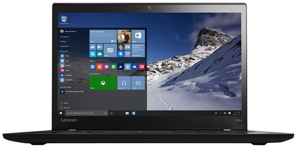 Lenovo ThinkPad T460 1 Laptops with Trackpoint