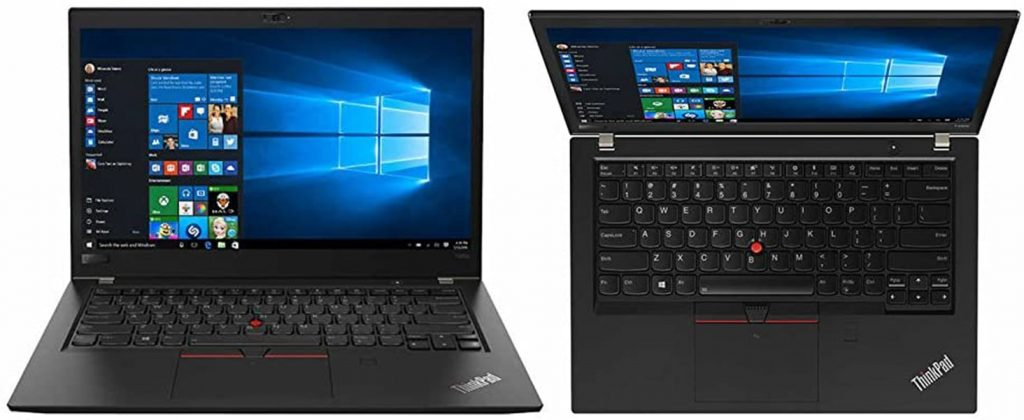 Laptops with Trackpoint