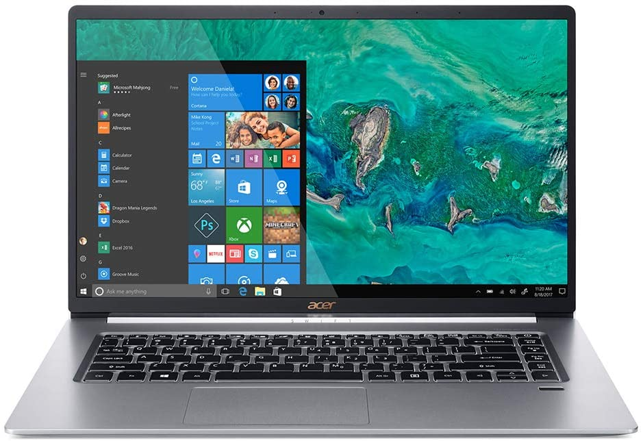 2020 Acer Swift 5 Ultra-Thin & Lightweight Laptop - Best Laptop reviews by Expert