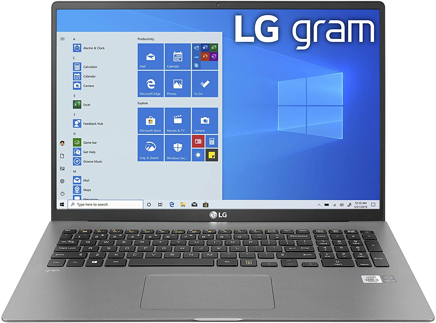 LG Gram Laptop - Best Laptop for Day Trading